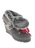 Replay Chaussure Gris Boot Fem