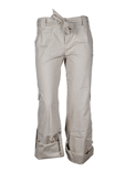 Mystic Pantalon Beige Pantalon