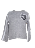 Guess T-shirt / Top Gris Manch