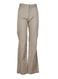 Ikks Pantalon Marron Clair Pan