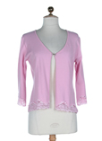 Pause Cafe Gilet Rose Cardigan