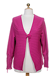 Chassagnard Gilet Fuschia Card