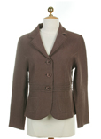 Finette Gilet Chocolat Cardiga