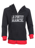 Little Marcel Veste Anthracite