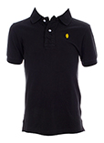 Cks T-shirt / Top Noir Polo Ga