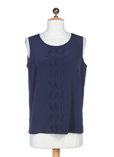 Prunelle T-shirt / Top Bleu Ma
