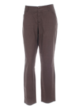 New Man Pantalon Marron Pantal