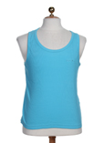 Ritchie T-shirt / Top Turquois