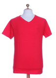Ritchie T-shirt / Top Rouge Ma