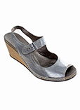 Jose Saenz Chaussure Gris Sand