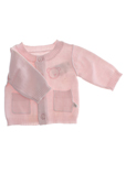 Absorba Gilet Rose Pale Cardig