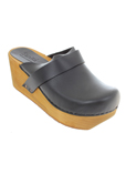 Sanita Chaussure Noir Mules/sa