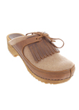 Sanita Chaussure Marron Mules/