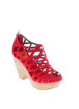 Rocket Dog Chaussure Rouge San