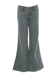 Roxy Girl Jean Bleu Jean Bootc