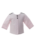 Burberry Veste Rose Pale Veste