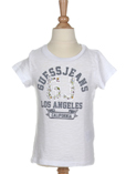 Guess T-shirt / Top Blanc Manc