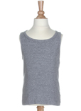 Scotch T-shirt / Top Gris Chin