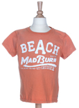 Scotch T-shirt / Top Orange Ma