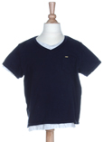 Scotch T-shirt / Top Bleu Nuit