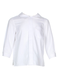 Poeme Chemise Blanc Manche Lon