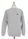 Adidas Pull Gris Chine Sweat G