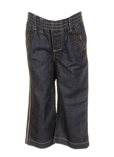 Ikks Junior Pantalon Bleu Fonc