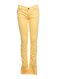 Rwd Pantalon Jaune Pantalon De