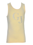 Guess T-shirt / Top Jaune Deba
