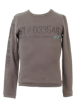 Mdp T-shirt / Top Taupe Manche