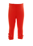 Jean Bourget Pantalon Rouge Le
