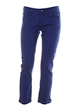 Mystic Pantalon Bleu Electriqu