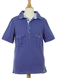 Ikks T-shirt / Top Bleu Polo G