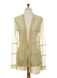 Molly Bracken Gilet Or Cardiga