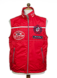 Paul & Shark Gilet Rouge Gilet
