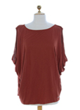 Escada T-shirt / Top Brique To