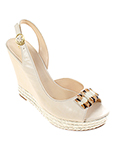 Guess Chaussure Beige Sandales