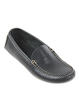 Sebago Chaussure Noir Mocassin