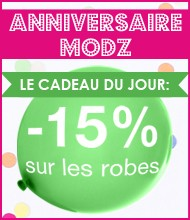 Anniversaire Modz