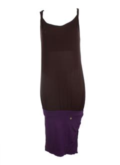 MODZ - FAIRLY Robe CHOCOLAT Robe longue FEMME