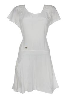 MODZ - FAIRLY Robe ECRU Robe courte FEMME