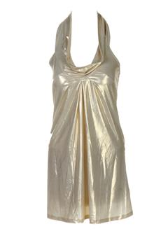 MODZ - FORNARINA Robe OR Robe mi-longue FEMME
