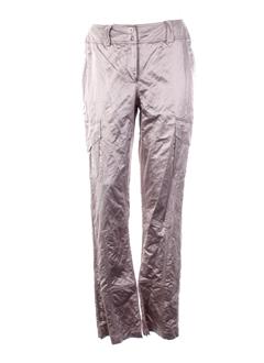 AIRFIELD Pantalon BEIGE Pantalon décontracté FEMME