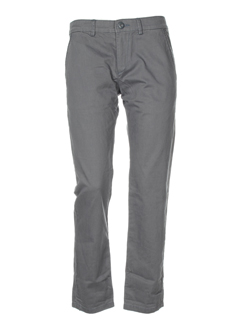 CHARLIE JOE Pantalon GRIS Pantalon décontracté FEMME (photo)