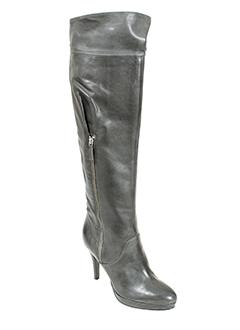 MATILDA Chaussure GRIS FONCE Botte FEMME