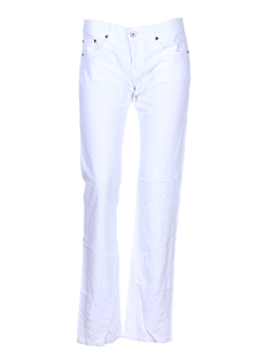 CHARLIE JOE Pantalon BLANC Pantalon décontracté FEMME (photo)