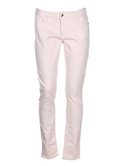 B.YOUNG Pantalon ROSE Pantalon décontracté FEMME (photo)