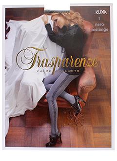 TRANSPARENZE Lingerie GRIS Bas/Collant FEMME (photo)