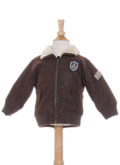 ABSORBA Manteaux MARRON Blouson GARCON (photo)