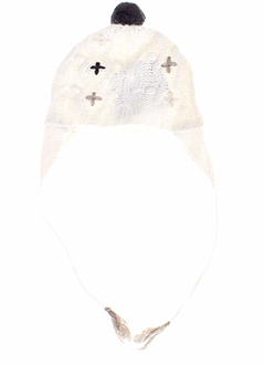 ABSORBA Accessoire BLANC Chapeaux/Bonnet FILLE (photo)